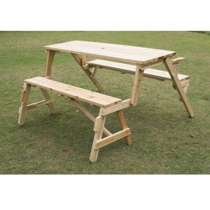 bench wood 2 in 1
